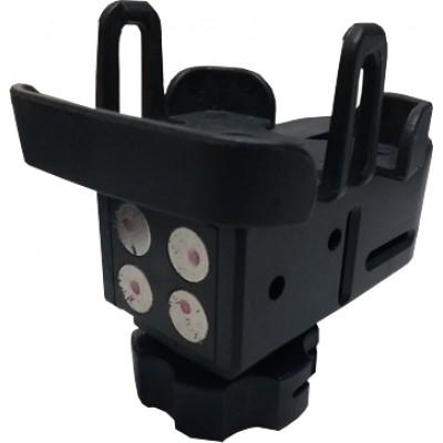 Suporte CST Imantado c/ Adaptador de Tripé P/ Laser MP5/MP3