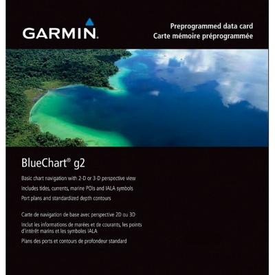 BlueChart (microSD) - Costa Leste da América do Sul