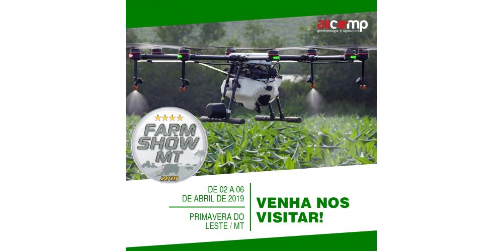 Farm Show em Primavera do Leste/MT