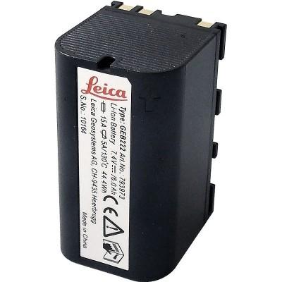 Bateria Leica GEB222 p/ Estação Total