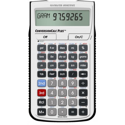 Calculadora Conversion Calc Plus