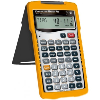 Calculadora Construction Master Pro