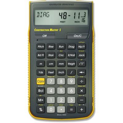 Calculadora Construction Master 5