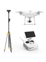 DRONE DJI Phantom 4 RTK + GPS DJI D-RTK2
