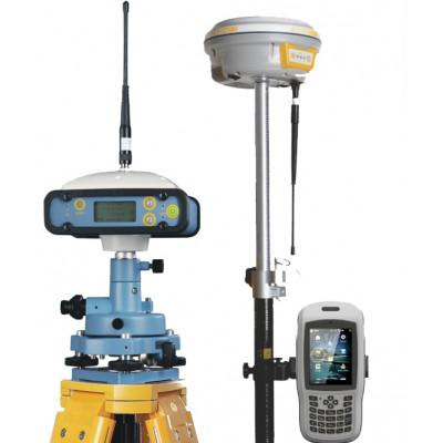 Par de GNSS RTK South S86T Base + S82T Rover