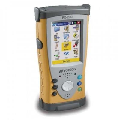 Coletora Topcon FC-200 c/ Software Topsurv