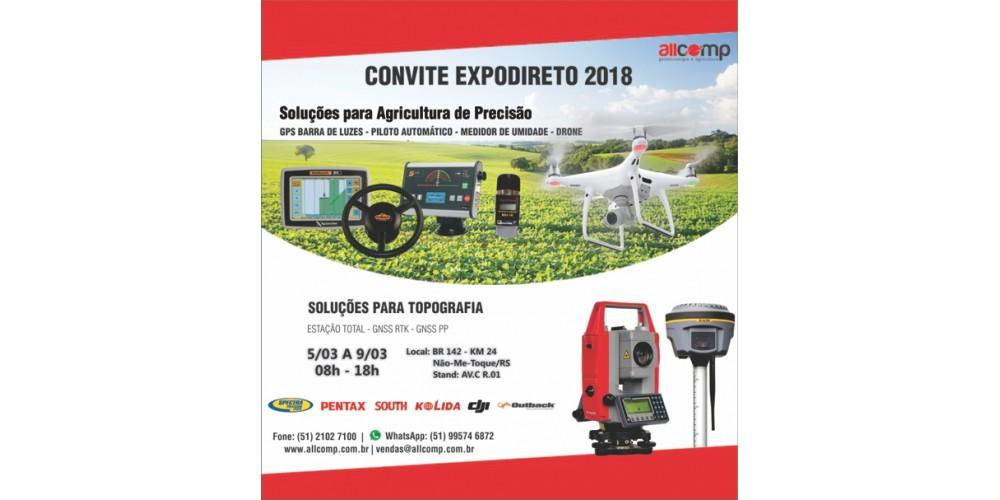 Expodireto 2018