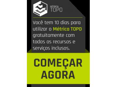 A Allcomp é Revendedor Autorizado do software Métrica Topo!