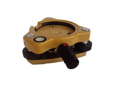 Base Nivelante c/ Prumo Laser Amarela