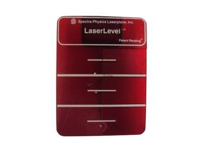 Alvo Spectra Precision p/ Nível Laser