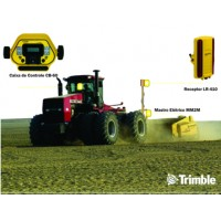 Sistema Topográfico p/ Plaina Niveladora Laser c/ Mastro Elétrico