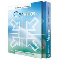Software Geoffice Topografia + Georreferenciamento