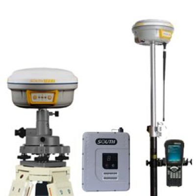 GNSS RTK South S82T Base  + S82T Rover  L1/L2