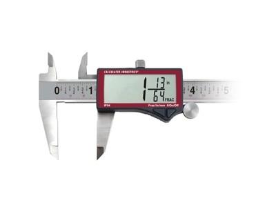 Paquímetro de Aço Inoxidável com Display Digital