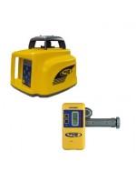 Nível Laser Spectra Precison AG-401 + Receptor Spectra Precison HR-320 p/ marcação de curva de nível a pé