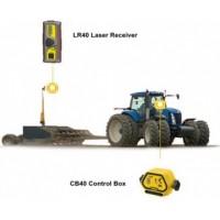 Sistema Cego p/ Plaina Niveladora Laser c/ Mastro Rígido