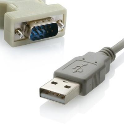 Cabo Conversor  Serial p/ USB